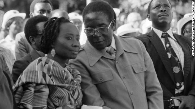 Robert Mugabe 1980 Speeches