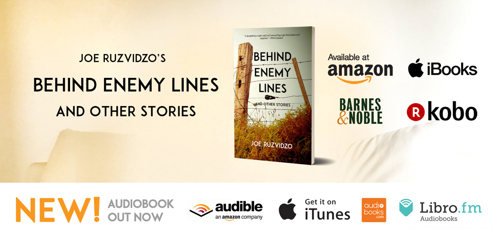Behind Enemy Lines and Other Stories - where to buy